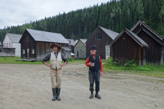 Barkerville, Canada: The gold mining storytellers