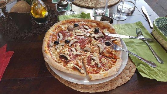 Osteria Rustica Original Italienische Kuche - Picture Of Osteria