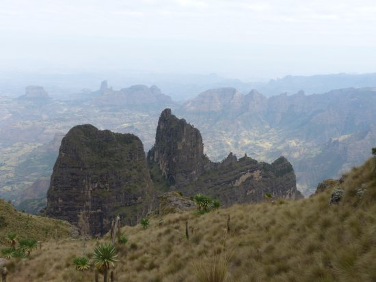 ‪Simien Mountains National Park‬