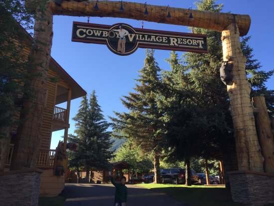 Cowboy Village Resort: photo0.jpg