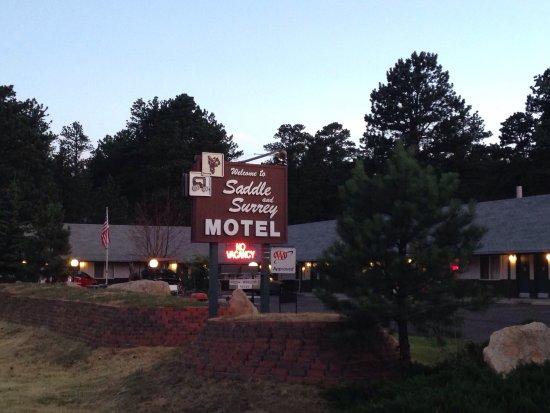 Saddle & Surrey Motel: サドル アンド サレー モーテル