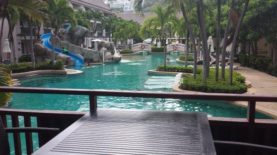 Centara Kata Resort Phuket: The Emerald Pool