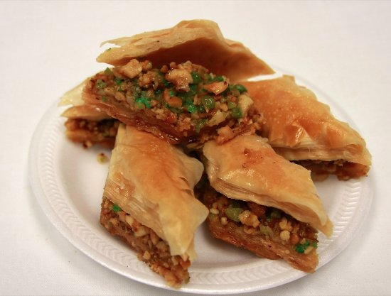 Phillips Shawarma: Baklawa