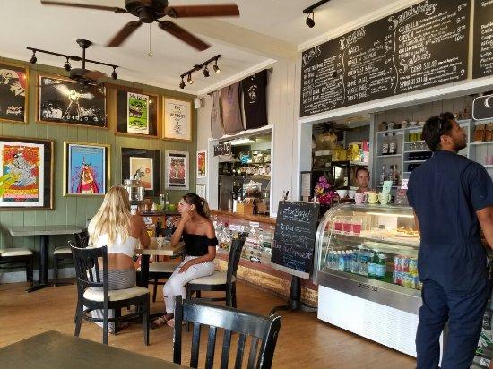 Hanapepe, Hawaï : Little Fish Coffee