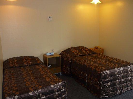 Taihape, นิวซีแลนด์: Twin Rooms