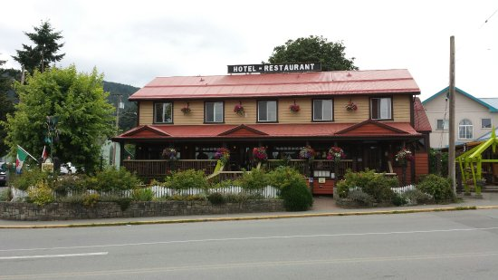 Salt Spring Inn Restaurant : 20160716_154410_large.jpg