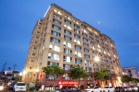 Jeju Ocean Palace Hotel