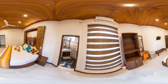 Kundasale, Sri Lanka: Deluxe Room 360 View