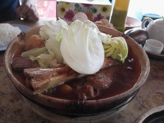 Klang, Malaysia: Claypot soup version