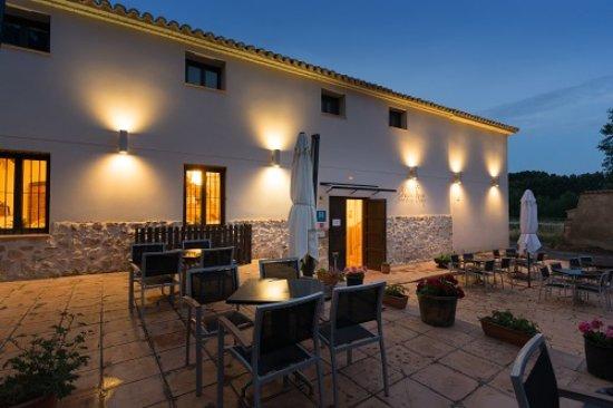 Monreal del Campo, สเปน: Terraza