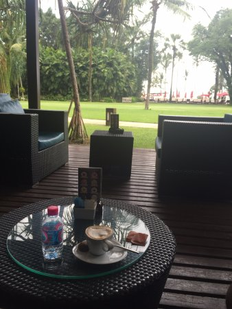 Ramada Khao Lak Resort: View from the Cafe