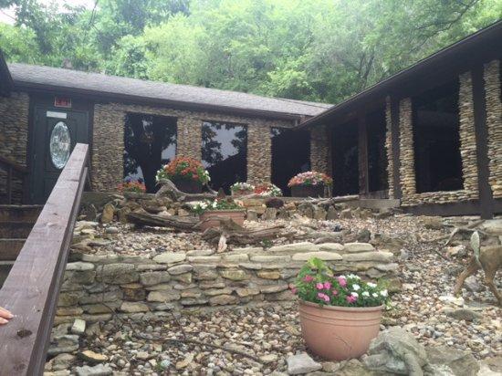 Grafton, IL: Stairway & Stonework