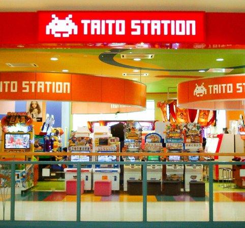 Meiwa-cho, Japan: TAITO STATION