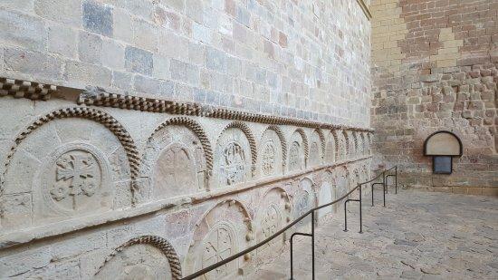 San Juan de la Pena, España: tombes royales