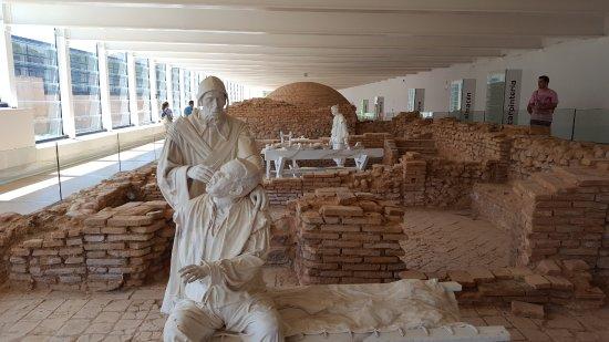 San Juan de la Pena, España: nouveau monastère