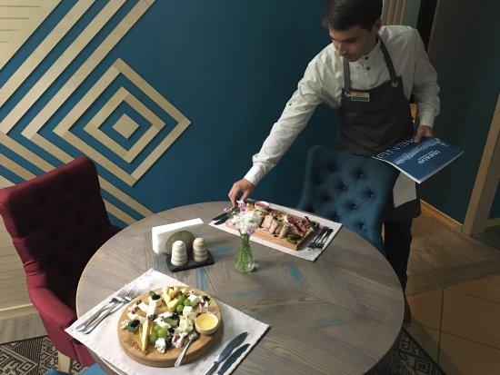 Oblast de Lviv, Ukraine : Love & Lviv family restaurant
