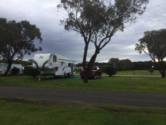 Anglesea, Australia: Drive-through site