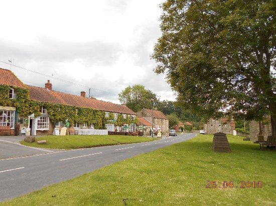 The Village of Hutton le Hole