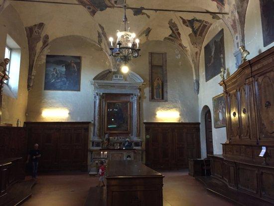 Siena, Italy: Basilica di San Domenico