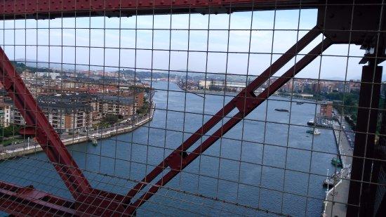 Provincia de Vizcaya, España: Dese arriba