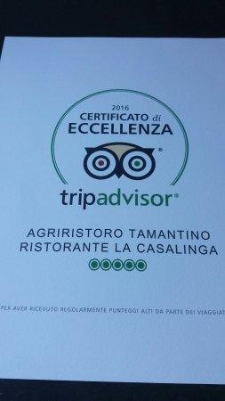 Campagnatico, Italy: Agriristoro Tamantino Ristorante La Casalinga