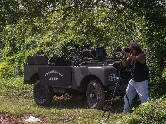 Sri Jayawardenepura, Sri Lanka: Shooting...........