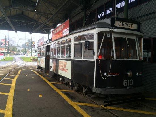 Bendigo Tram ride with a tour of depot-Magic!