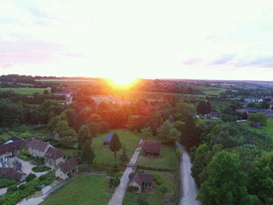 Cambremer, France: La Creperie des Jardins