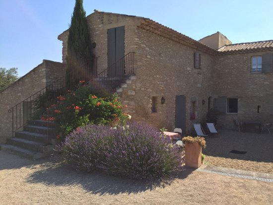 Mas des deux puits bonnieux luberon francia opiniones comparaci n de precios y fotos del b - Bonnieux office de tourisme ...