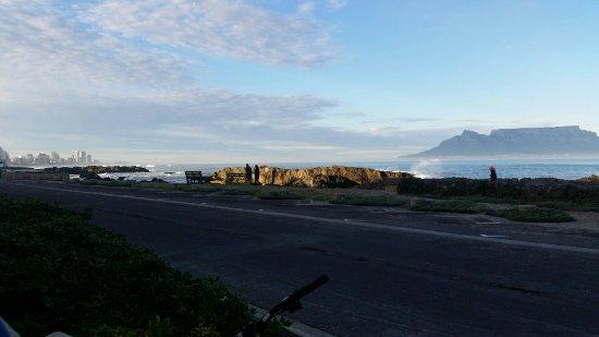 Bloubergstrand, Afrika Selatan: 20160717_083959_large.jpg