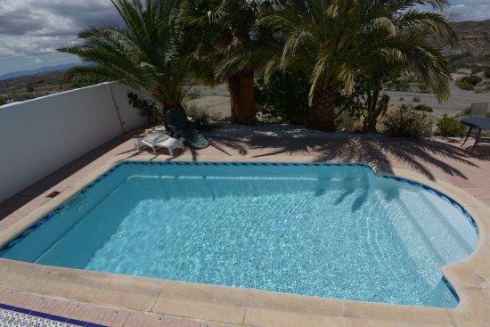 Taberno, Spanien: Zwembad