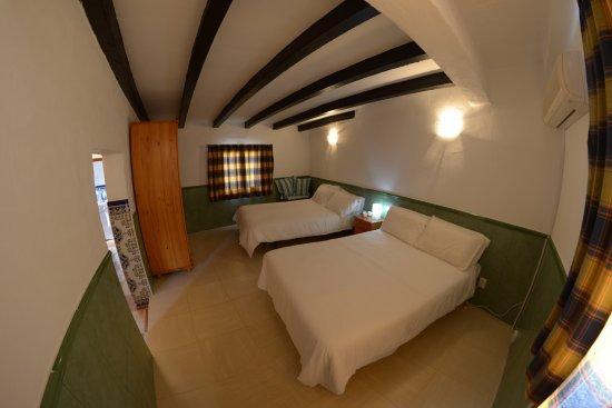 Taberno, Spanien: Familiekamer