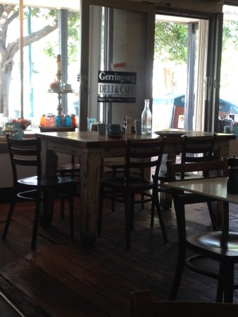 Gerringong, Australien: Inside cafe
