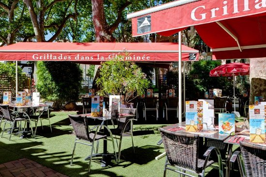 Terrasse Restaurant Lyon : patio Picture of Ibis Lyon Gare La Part Dieu, Lyon