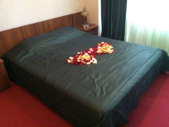 Akvarel Hotel: wedding room