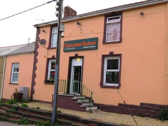 Cinnamon Garden - Beaufort, Ebbw Vale, Wales (14/Jul/16).