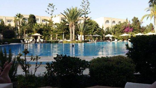 SENTIDO Aziza Beach Golf & Spa: picsine