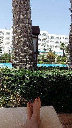 SENTIDO Aziza Beach Golf & Spa: the pool