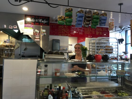Murwillumbah, Australia: Fantastic friendly service and fresh food.