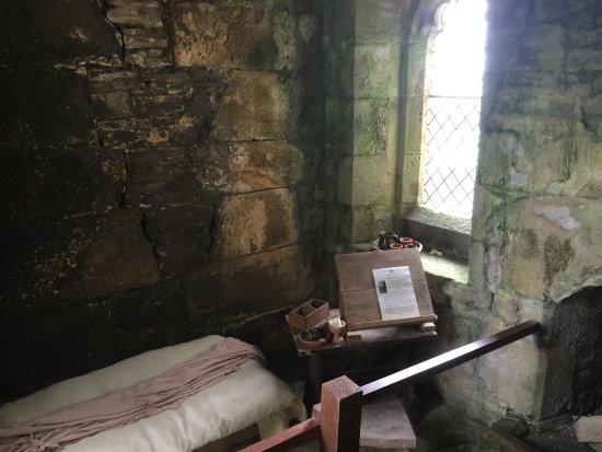 Leyburn, UK: Priests Room.