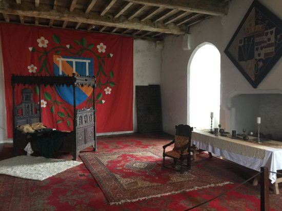 Leyburn, UK: Mary Queen of Scots' Room