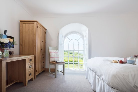 Zennor, UK: mermaid room