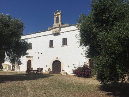 Masseria Palombara Grande