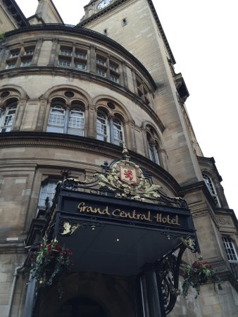 Grand Central Hotel: Very Grand indeed!