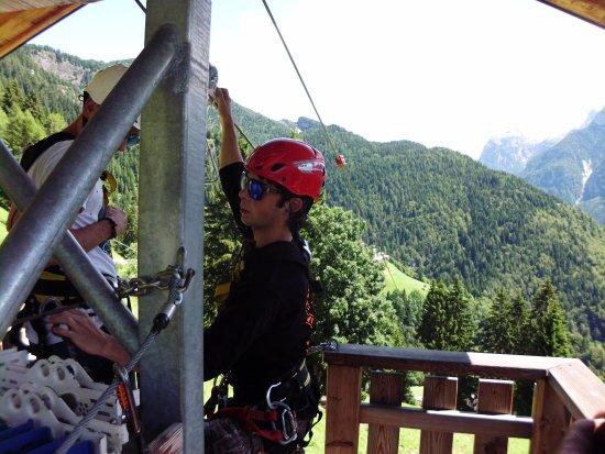 Veneto, Italien: La carrucola
