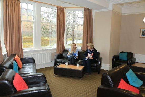 Lochranza Youth Hostel: Guest Lounge