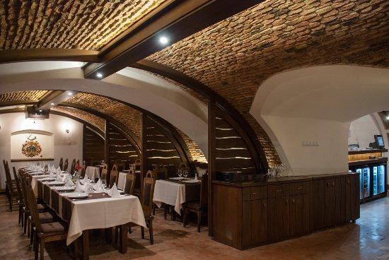 Sfantu Gheorghe, Rumänien: The Restaurant