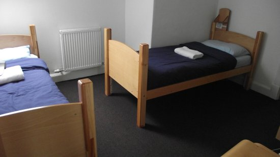 Lochranza Youth Hostel: Twin Room
