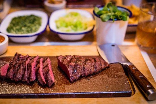 Flat Iron Curtain Road, London - Shoreditch - Restaurant Reviews ...