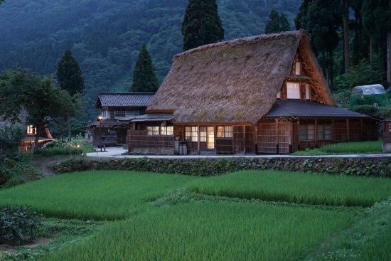 南砺市, 富山県, 夜涼みライトアップ(2016年7月14日~18日)